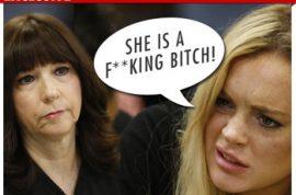 Lilo calls Judge Revel a 'f**king b*tch!'