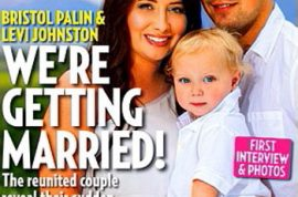 Bristol Palin and Levi Johnston are back together again.
