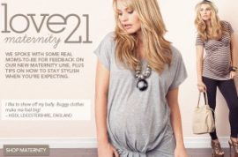 Is Forever 21 glamorizing teen pregnancy?