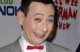 Are you ready to masturbate? Pee Wee Herman is coming out with a new movie.