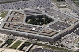 Pentagon  investigated for child pornography.