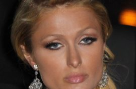 Paris Hilton busted in France with drug possession.