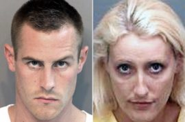 Porn actors Amanda Logue and Jason Andrews will soon be going to prison for first degree murder.