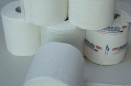 Newark's Mayor Cory Booker is forcing emplyees to bring their own toilet paper.