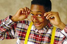 "Did Jaleel ""Urkel"" White beat his baby's mama?"