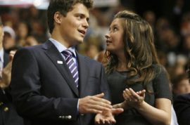 Don't say it's so- Bristol Palin and Levi Johnston are history.
