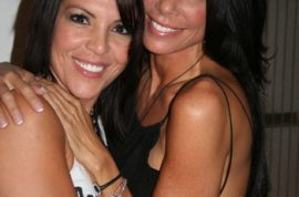 Danielle Staub's Birthday Fiasco at Scores.