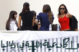Moamar Gaddafi Pays Hot Italian Women to Convert to Islam