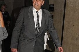 Scumbag Lawrence Sandler gets 6 years for swindling art world.