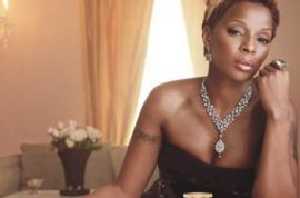 Mary J Blige hustles 50 000 bottles of her new perfume on HSN in one day.