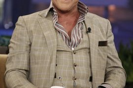 What happened to Mickey Rourke's face?