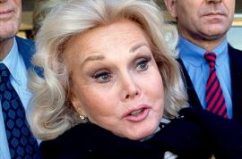 Hollywood legend Zsa Zsa Gabor, 93, may soon be taking her final bow.