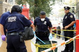 Bronx Slaying of Nicaraguan Diplomat Now a Suspected Suicide
