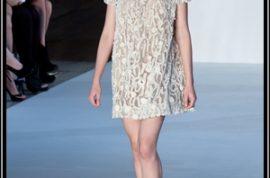 Jill Stuart Spring/Summer 2011- The Calm After the Kardashians.