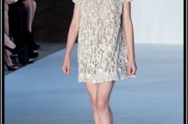 Jill Stuart Spring/Summer 2011- The Calm After the Kardashians.