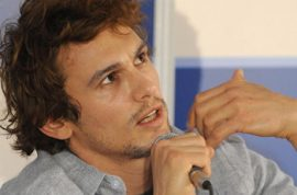 James Franco Talks About Jerking off to Promote His New Film In Which He Chops His Arm Off