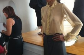Meghan Walsh presents her 2011 Spring/Summer collection.