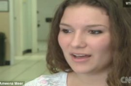 North Carolina Teenager Suspended from School her Nose Piecing Claims its Part of Her Religion