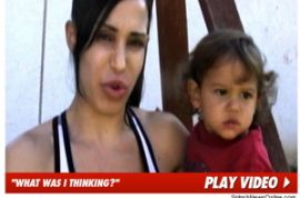 Octomom Nadya Suleman Refuses $500,000 to Star in an Adult Film Despite Financial Woes