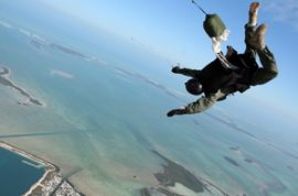 Death From Above: Skydiver Accused of Killing Love Rival at 13,000ft