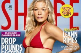 'Shape' Editor Stands By Her LeAnn Rimes Cover Feature