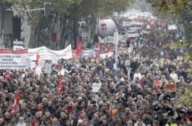Thousands Take to the Streets in France to Protest Pension Reform, Jeopardize Fuel Supplies