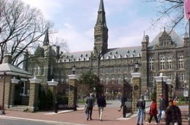 Drug Lab Found in Dorm Room at Prestigious University, Georgetown