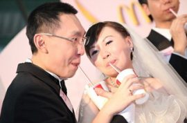 McDonald's to hold Fast Food Weddings in Hong Kong