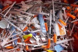 Toddler May Have Contracted HIV from Dirty Needles on the Floor of a New York City Hospital