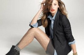 Isn't Time You've Bought Some 'Hairy-Leg' Tights?