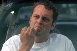 Vince Vaughn wants you to know, he doesn't make fun of gays