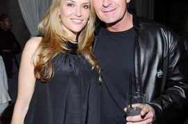CoCo Sheen files for divorce against third wife Brooke Mueller.