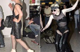 Have you tried walking in the latest Lady Gaga shoes?