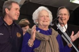 George Bush's Mother Showed Him a Fetus After a Miscarriage