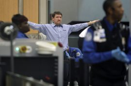 The Delicious drama of the Transportation Securities Administration (TSA) has finally arrived onto your knickers.
