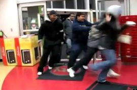 Did you act like a madman this shopping 'Black Friday?'