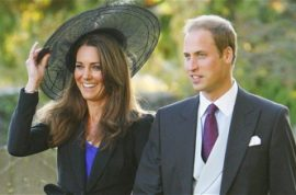 It's time to meet Kate Middleton, the wife of the future heir to the throne of England.