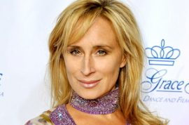 Sonja Morgan wants to know whether you are coming to her bankruptcy home coming party.