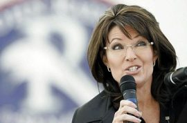 Palin Accuses an Alaskan CBS Affiliate's Reporters of Being 'Corrupt Bastards'