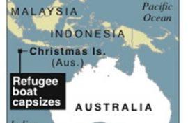 28 Aussie Asylum seekers dead, many more feared dead.