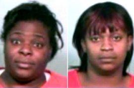 Oklahoma Women Hide Stolen Goods Under Their Body Fat, Get Caught Exiting TJ Maxx