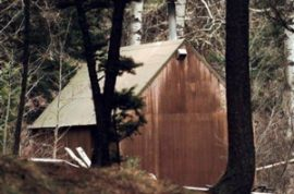Realty Company Advertises Ted Kaczynksi's Property as 'A Piece of US History'
