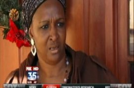 Cynthia Colston wants to tell you how she got arrested after calling 911 because she received a bad manicure.