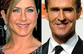 Rupert Everett wants to tell you he's not particularly thrilled with Hollywood or Jennifer Aniston.