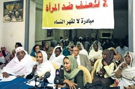 50 Sudanese Women Arrested for Protesting a YouTube Video of Laughing Policemen Administering a Public Whipping