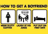 How to find a boyfriend easily