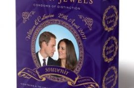 Will you be buying the Prince William and Kate Middleton condom collection too?