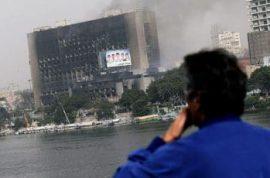 US Hegemony and the crises called Egypt.