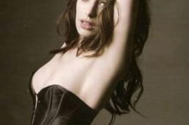 Anne Hathaway will now become Catwoman for you.