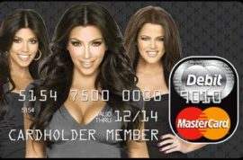 The Kardashian Prepaid MasterCard will no longer exist in your purse.